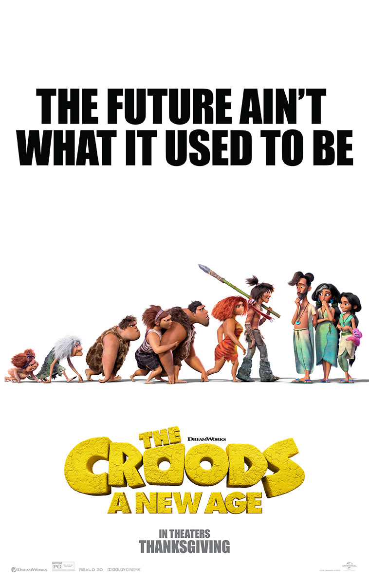 croods new age